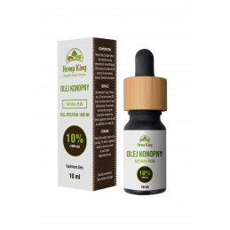 Hempking Olej CBD Natural...