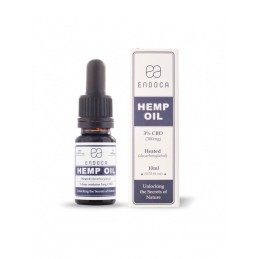 Olejek CBD endoca 10 ml 3%